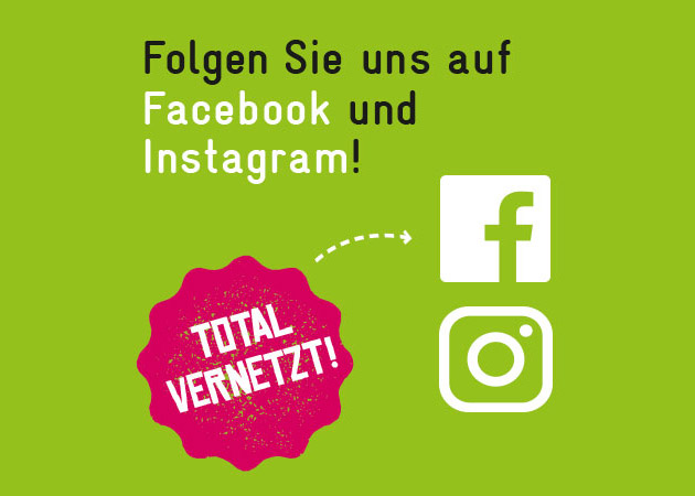 Social Media - Facebook und Instagram