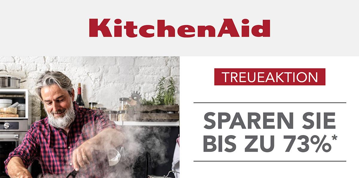 KitchenAid-Treue-Aktion